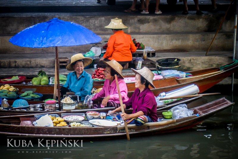 Tajlandia. Kuba Kępiński Fotograf