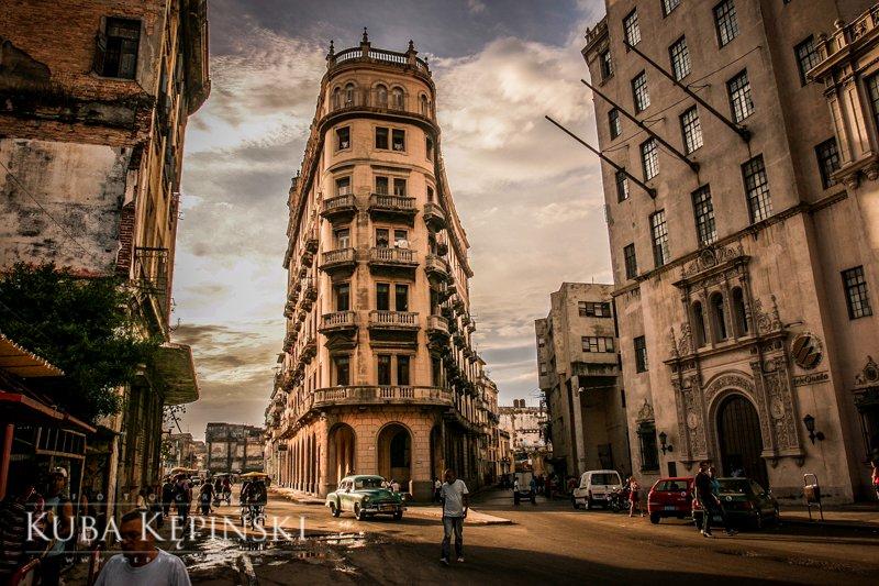 Hawana. Kuba Kępiński Fotograf