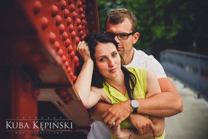 Sesja Narzeczeńska - Kuba Kępiński Fotograf Poznań